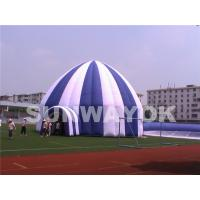 Buy cheap Mongolian Yurt Adertising inflatable outdoor tent With High / low Temperature resistance from wholesalers
