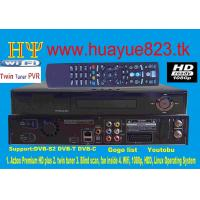 Buy cheap azbox premium plus free shipping Azbox Premium HD+ high defition digital satellite receiver from wholesalers