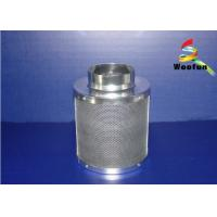 Buy cheap Stainless Steel Grow Room Carbon Filter Round For Greenhouse Ventilation from wholesalers