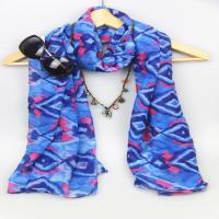 Buy cheap 70*180cm Fashion Scarves And Shawls Korea ladies scarf chiffon  fashion long print women winter scarf from wholesalers