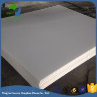 Buy cheap High Density Polythene Hdpe Virgin Board Wear Abrasion Resistant Engineering Plastic Panel from wholesalers