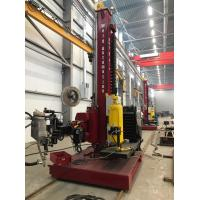 Buy cheap Weld Automation Column and Boom Manipulators with Moving Trolley and Flux Transmission System from wholesalers