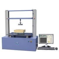 Buy cheap Polyfoam Compressive Strength Testing Machine Hardness Test Programmable from wholesalers
