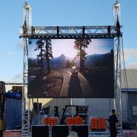 Buy cheap Full color Outdoor Rental LED Display for adevertising, car show, stage rentalP3.91 P4.81 P5.95 P6.25 from wholesalers