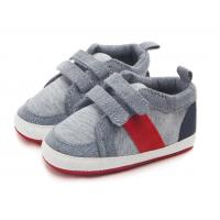 Buy cheap new style baby boy sport walking shoes two straps velcro design easy put on and take off from wholesalers