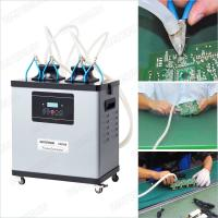 Buy cheap 330W Industrial Fume Extractor / Low noise Cut Lead Extractor with Silicone tubes from wholesalers