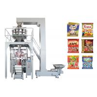 Buy cheap Multiheads Weighing And Packing Machine For Jelly Candy / Sugar / Confectionary / Biscuit / Cake from wholesalers