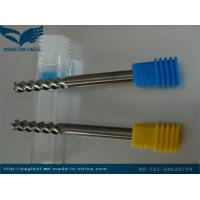 Buy cheap Solid Carbide End Mill Bits for Aluminium Wth Long Length from wholesalers