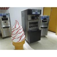 Buy cheap Commercial Frozen Yogurt Maker With France Compressor Low Power Consumption from wholesalers