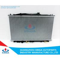 Buy cheap DPI 2569 Aluminum Honda Accord Radiator Core Size 400 * 708 * 16 / 22 mm  for ACCORD 03-05 from wholesalers
