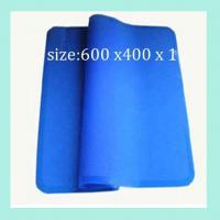 Buy cheap non-stick silicone table mat ,waterproof silicone kitchen mat from wholesalers