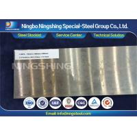 Buy cheap Hot Rolled O1 / 1.2510 / SKS3 Precision Ground Steel Flat Bar Cold Work Tool Steel from wholesalers