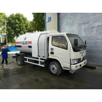Buy cheap 5M3 2.5 Tons Bobtail LPG Truck 5000L 2.5T CSCBOB With LPG Filling Cylinders from wholesalers