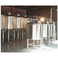 Buy cheap SUS 304 Nano Brewery Equipment Craft Ale Brewing Equipment 220V CE Certification from wholesalers