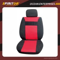 Buy cheap Eco - friendly Comfortable Luxury mercedes car seat covers with 3mm sponge from wholesalers