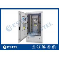 Buy cheap 40U Anti-Rust Paint Outdoor Equipment Enclosure Climate Controlled Cabinet from wholesalers