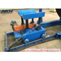 Buy cheap Heavy Gauge 8 Tons Hydraulic Decoiler For Highway Guard Rail Roll Forming Machine from wholesalers