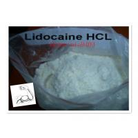 Buy cheap Local Anesthetics Lidocaine Base / Lidocaine Hydrochloride For Anti Paining , 99.5% Assay from wholesalers