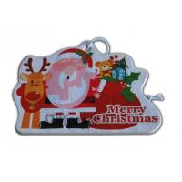 Buy cheap Custom Christmas Paper Car Air Freshener Perfume Card Without Back Card And Holder from wholesalers