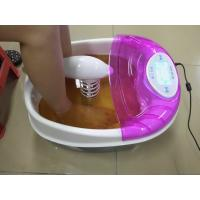 Buy cheap Laser cleanse Ion Detox Foot Spa , 36W Detox Foot Baths from wholesalers