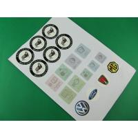 Buy cheap Adhesive stickers product