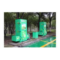 Buy cheap 24 Hours Electronic Touch Screen Vending Lockers with Coin / Banknote / Card Payment from wholesalers