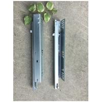 Buy cheap Single Extension Undermount Soft Close Drawer Slides , Kitchen Drawer Hardware Slides Durable from wholesalers