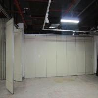 Buy cheap Soundproof Material Movable Partition Walls For Hotel Interior Decoration from wholesalers