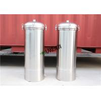 Buy cheap Standard Size Ro Water Filter Housing Water Filter Tank Wall - Mounted from wholesalers