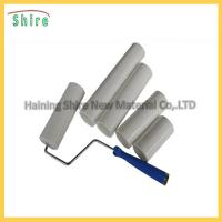 Buy cheap Self Adhesive Clean Room Tacky Rollers , Portable Cleanroom Sticky Roller from wholesalers