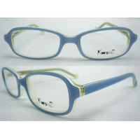 Buy cheap Fashion Acetate Hand Made Glasses Frames For Optical Eyelasses , Lightweight product