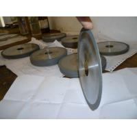Buy cheap Ferrite Crystals Diamond Cutting Disc Customize Size High Wear Resistance from wholesalers