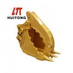 Buy cheap Loading Scrap Q345 SANY CAT Excavator Hydraulic Thumb Bucket from wholesalers