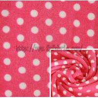 Buy cheap Spot Printing Anti-Pilling Polar Fleece Printed Knitting Fleece for Home Textile from wholesalers