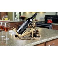 Buy cheap Beautiful Mermaid Shaped Polyresin Sexy Wine Holder from wholesalers