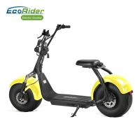 Buy cheap EEC/COC 2 Wheel Electric Scooter 70 Km Range 20 Degree Climb Capability from wholesalers
