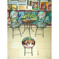 Buy cheap Hand Painted  Ceramic Art Table from wholesalers