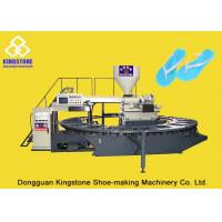 Buy cheap Women Men Flip Flop Slipper Making Machine With Full Production Line Process from wholesalers
