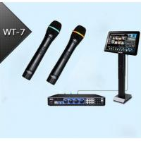 Buy cheap KARAOKE machine System Jukebox 3TB HD +Wired Microphone+19 Touchscreen Monitor from wholesalers