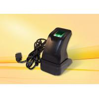 Buy cheap Biometric Fingerprint Reader With SDK , Upload To PC With USB biometrics thumb scanner from wholesalers