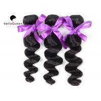 Buy cheap Raw Brazilian Loose Wave Double Weft Hair Extensions Unprocessed product