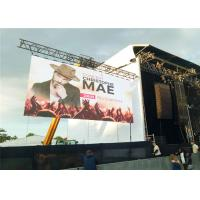 Buy cheap LED Screen Rental For Stage Background P4 SMD Outdoor LED Display For Advertising from wholesalers