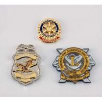 Buy cheap Stamping Lapel Pin from wholesalers