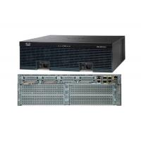 Buy cheap Pvdm3-64 Single Cisco 3945 Router , 17 Expansion Slots Cisco Vpn Gigabit Router from wholesalers