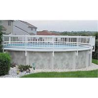 China Above Ground Pool Fencing on sale