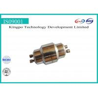 GU10 Lamp Cap Gauge For Checking The Maximum Insertion / Withdrawal Torques