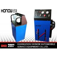 Buy cheap Car Engine Fuel System Cleaning Machine Manual Control For Gasoline  / Diesel Vehicles from wholesalers