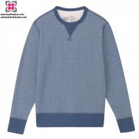 Buy cheap Wholesale Custom Men Cotton French Terry  Print Fashion Sweatshirt Pullover from wholesalers