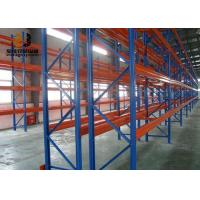 Buy cheap Metal Medium Duty Storage Rack / Industrial Warehouse Shelving Systems from wholesalers