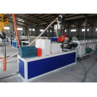 Buy cheap SJSZ51/105 PVC Plastic Pipe Extrusion Line For Agriculture Water Supply & Sewage from wholesalers